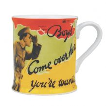 Boys Come over here Mug